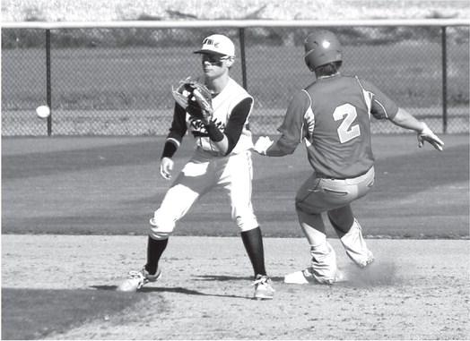 WMCS opens baseball season