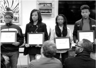 NAACP Youth Recognition award