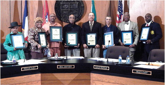City of West Memphis celebrates Black History Month
