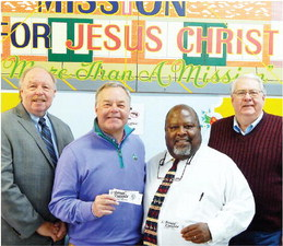 Annual 8th Street Mission  Banquet returns March 15