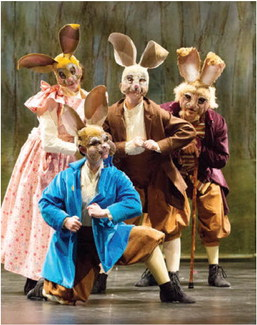 EACC to present 'Peter  Rabbit Tales'