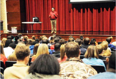 MHS holds first even College and Career Readiness Day