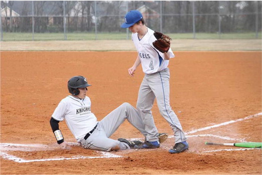 WMCS explodes, sweeps home DH against DeSoto
