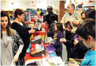 Books galore at the MIS Book Fair