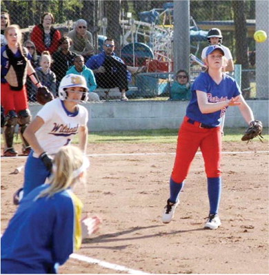 Lady Pats lose in Paragould