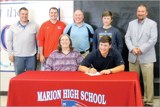 Kohl inks with Blue Mountain College