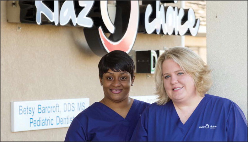 Kidz Choice is THE Choice in Children's Dental Care