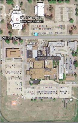 County won't buy old CRH parking lot