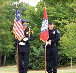 Remembering our Fallen Officers