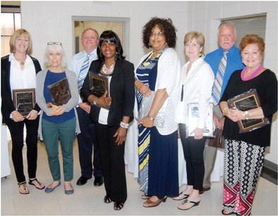 West Memphis School District holds Teacher Awards Day