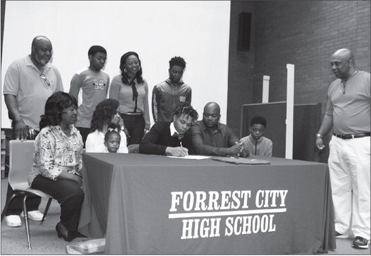 Forrest City product inks with ASU Mid-South