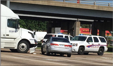 Crash numbers at Marion intersection pile up