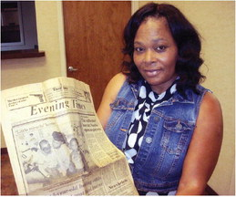Mother of burn victim finds healing through memoir