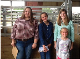A Bit of Hope 4-H Club participates in Delta District  Horse Show & O-Rama