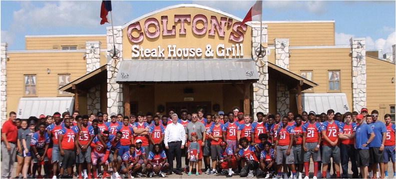 Colton's Round-up September 9