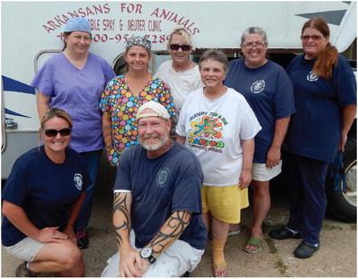 Vetmobile visits Marion, WM shelters