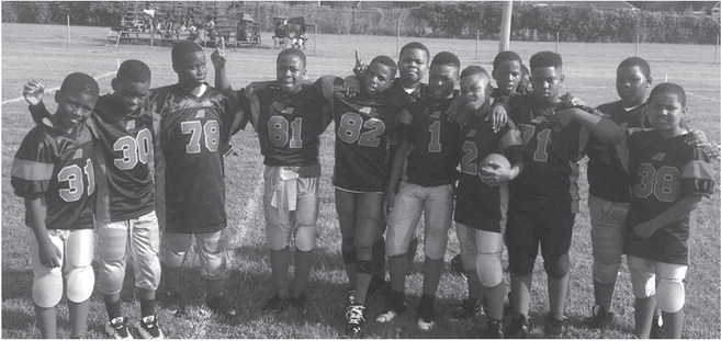 Crittenden County Panthers