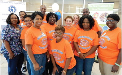 East Arkansas Family Health Center holds week-long celebration