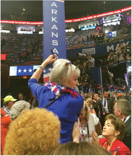 Dodge continues tradition of  RNC trips
