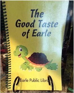 Cookbook offers a 'Taste of Earle'