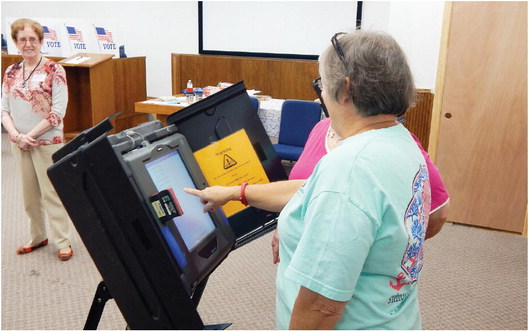Polling snafu with School Board ballots