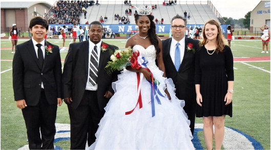 AWM queen crowned