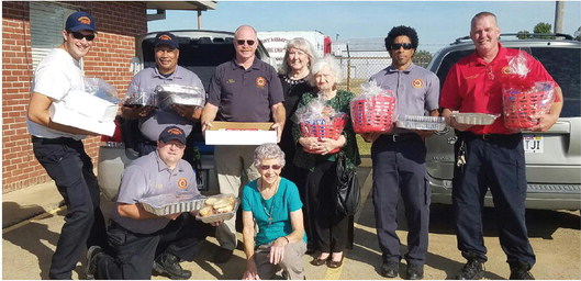 Eastern Star thankful for our emergency responders