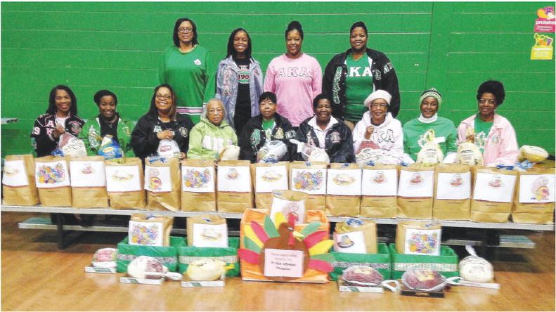 AKA supports Seniors