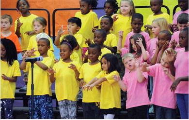 Avondale Elementary fall musical a real pajama jam