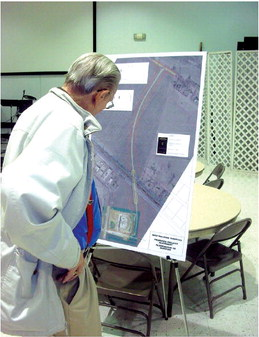 Marion residents get rundown on proposed overpass