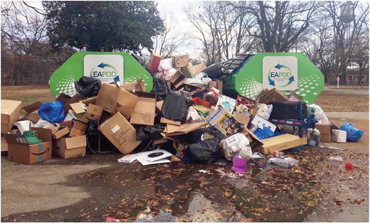 County's recycling programs going strong, see record use in 2016