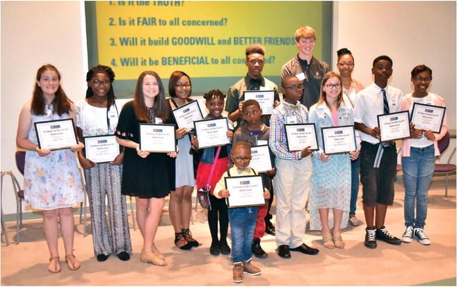 DeltaARTS, WM Rotary Club recognize stellar students