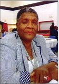 Earle Honors Mrs. Claudia Forrest