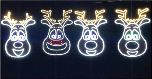 Hear those Reindeer Sing!