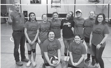 Winter Volleyball Results