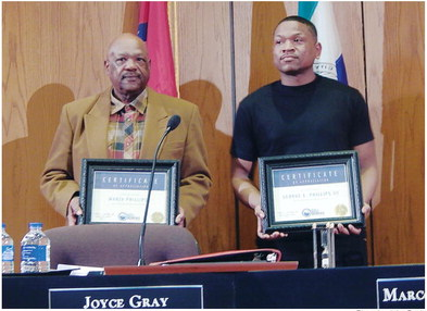 Recognition for Rescuers