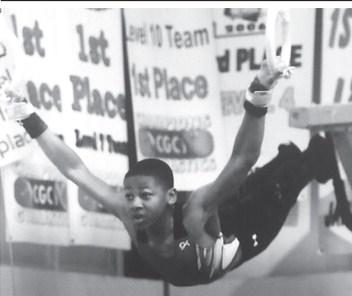 Jaden the Gymnast