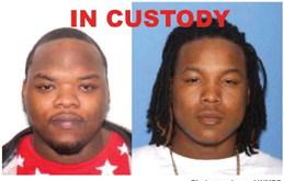 Shooters in custody