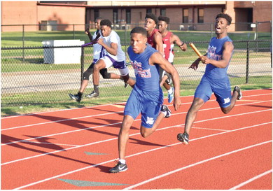 West Memphis track stars shine in home meet