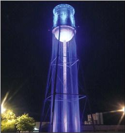 Tower lights get quick fix