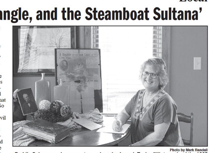 'Yours: The Civil War, a Love Triangle, and the Steamboat Sultana'
