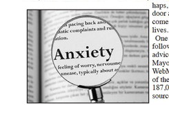 The crippling effects of anxiety