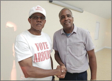 Murray wins vacant Ward 4 WM Council seat