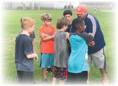 MYSA Summer Football Clinics