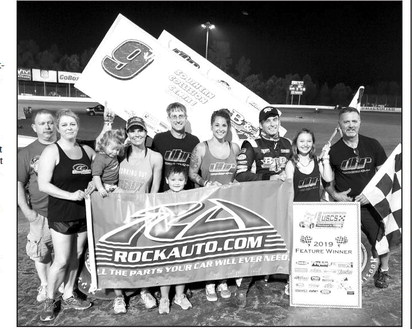 Derek Hagar wins USCS Summer Shootout