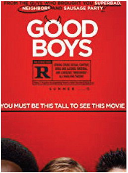 """Good Boys"" good enough for a few laughs"
