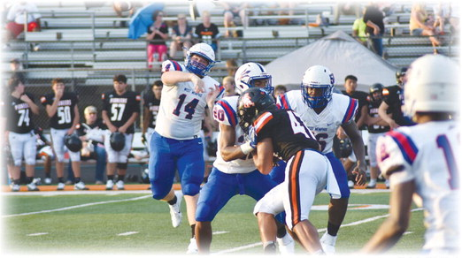 Blue Devils hot in warm-up game with Batesville