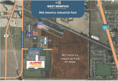 West Memphis eyeing new industry