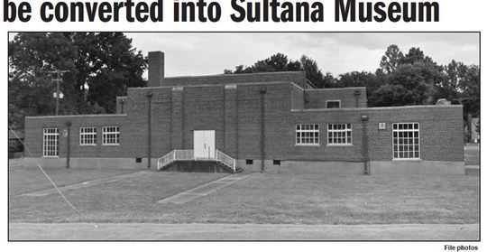 Old school gym to be converted into Sultana Museum