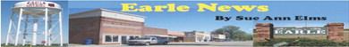 Earle News  By Sue Ann Elms  • FUMC Happy  Hour Club